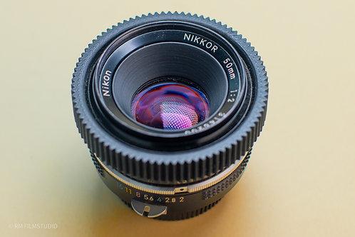 Nikon AI 50mm f2.0