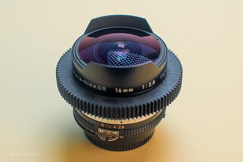 Nikon AI 16mm f2.8