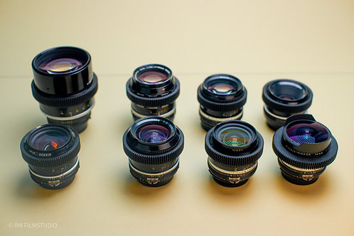 Nikon AI Set