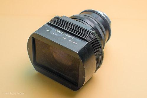 Lomo Anamorphic 35mm T1.8