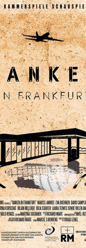 TANKEN IN FRANKFURT