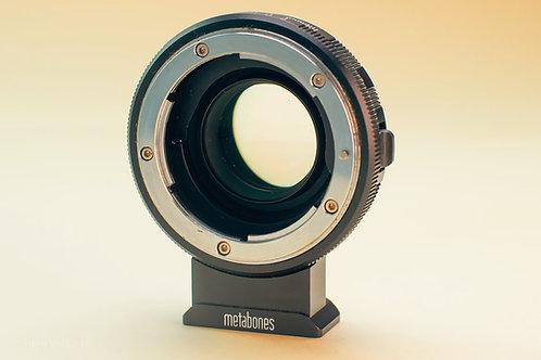 Speedbooster MFT-Nikon F