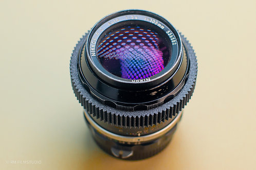 Nikon AI 105mm f2.5