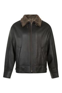 OBE Leather Mr Biggles Grey