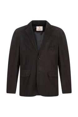 OBE Leather Blazer Jacket