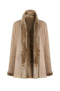 OBE Leather Half Milano Taupe