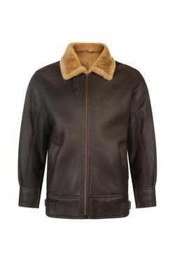 OBE Leather Mr Biggles Tan