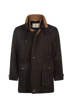 OBE Leather Oxford Black
