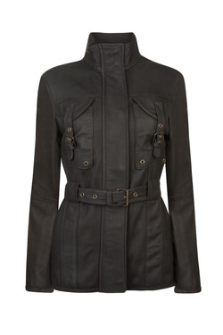 OBE Leather The Cotswold Black