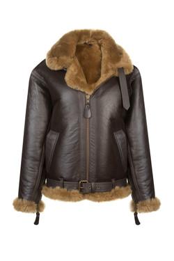 OBE Leather RAF Flying Jacket