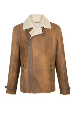 OBE Leather Sheepkin Ted