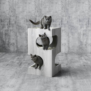 Commercial Product Photography - Private Label Cat Tree