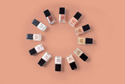 Commercial Product Photography for Mindful Mani