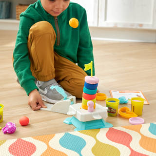 Commercial Product Photography for Amazon Listing: Playdoh