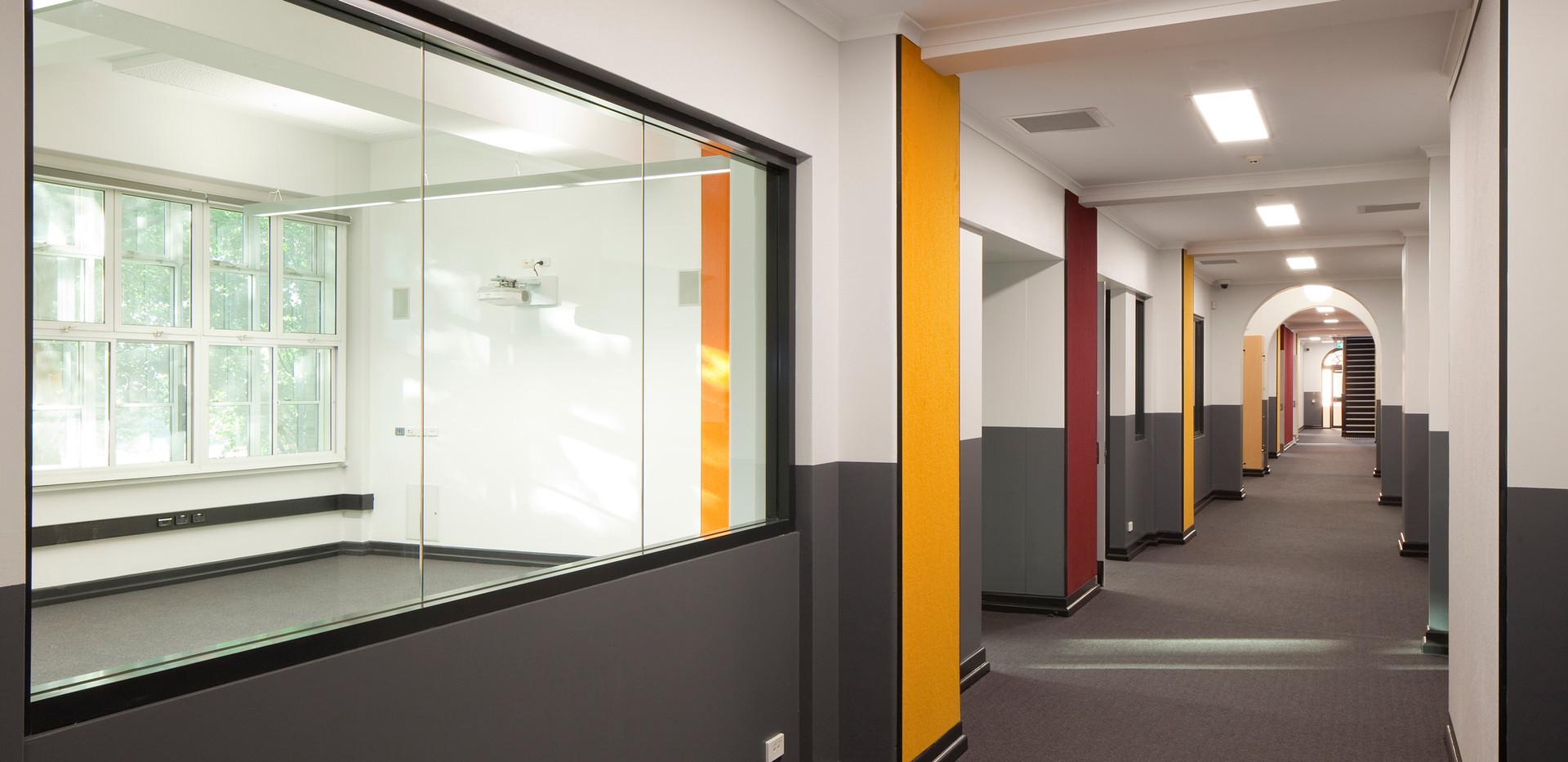 FDC Le Couteur Building Newington Colleg