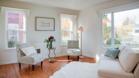 Slideshow! Staged Tacoma Home