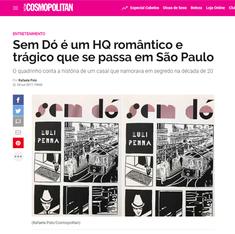 site da Cosmopolitan