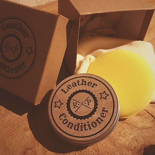 R.a.P Leather conditioner set