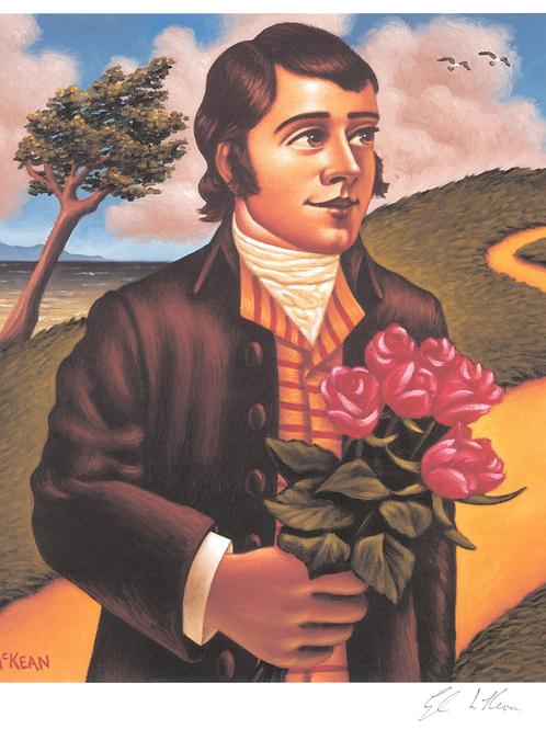 Rabbie Burns (The Great Romantic)