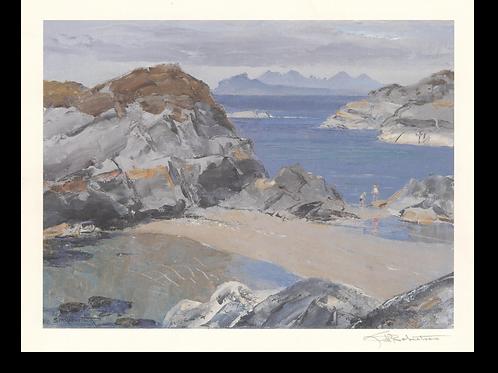 Retreating Tide, Ardtoe, Argyll