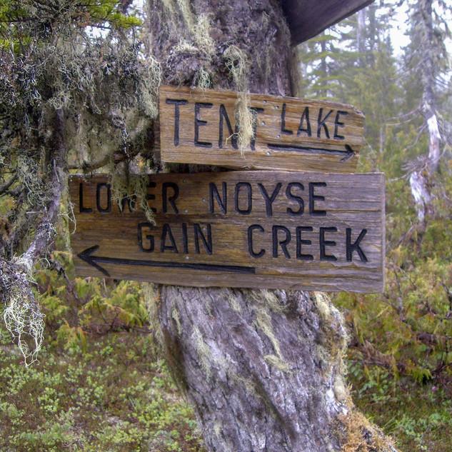Kludahk Trail