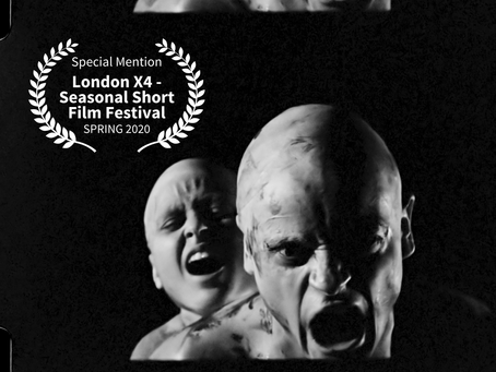 """Kugelmensch"" @ London X4 - Seasonal Short Film Festival 2020"