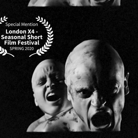 """Kugelmensch"" @ London X4 - Seasonal Short Film Festival 2020"