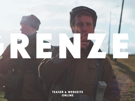 GRENZER - TEASER & HOMEPAGE ONLINE