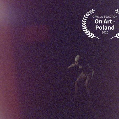 """KUGELMENSCH"" @ On Art Film Festival Poland"