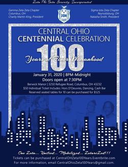 Joint Centennial Celebration