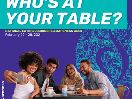 National Eating Disorders Awareness Week 2021