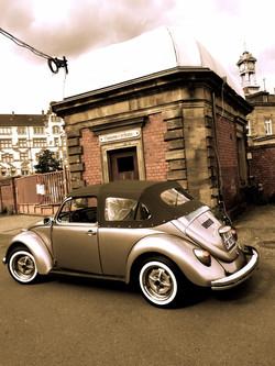 Oldtimer mieten Karlsruhe VW Käfer
