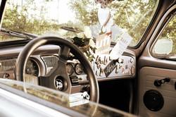 VW Käfer Cabriolet Innenraum