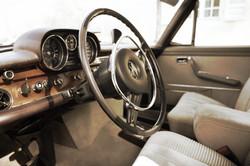 Hochzeitsauto Karlsruhe Mercedes Oldtimer 280 SL