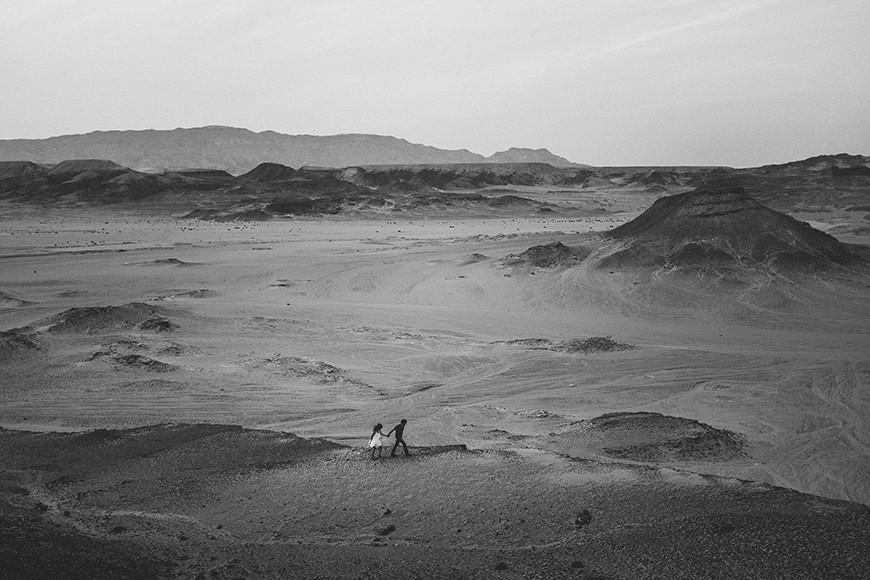 Drohnenfoto Couple Kapverden 2016