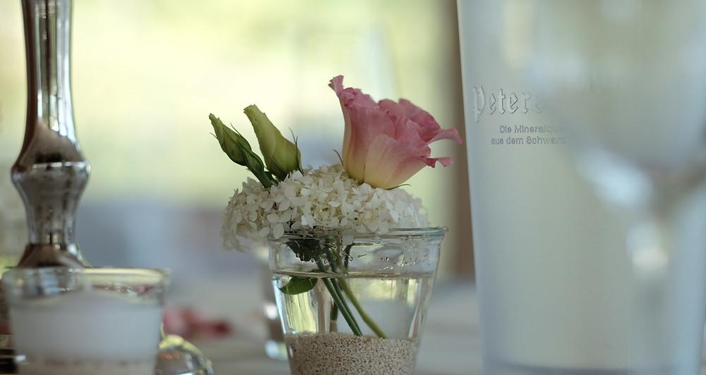 Hochzeitsfeier in der Villa Hammerschmiede