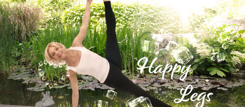 Happy Summer Legs  Beine in Bestform für den Sommer