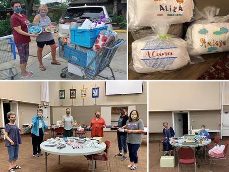 June & July Community Outreach in Full Swing!