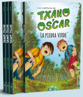 Las aventuras de Txano y Óscar