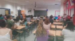 Reunión AMPA instituto