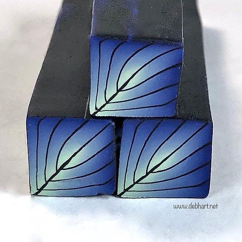 Shape-Changing Cane - Blue/Peridot