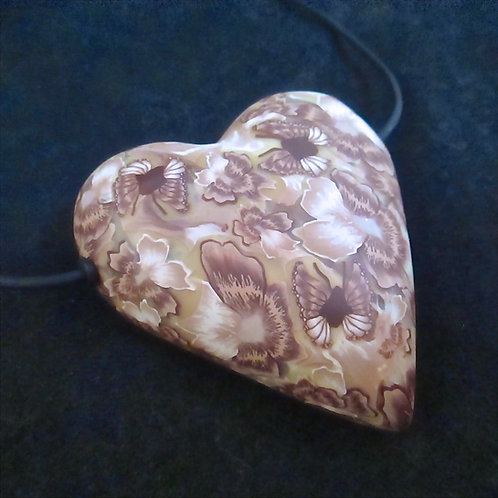 Lacy Floral Hearts