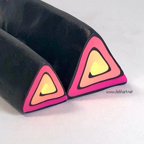 Triangle Swirl Cane