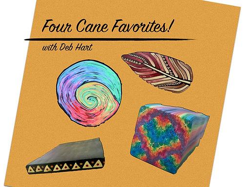 Four Cane Favorites Tutorial