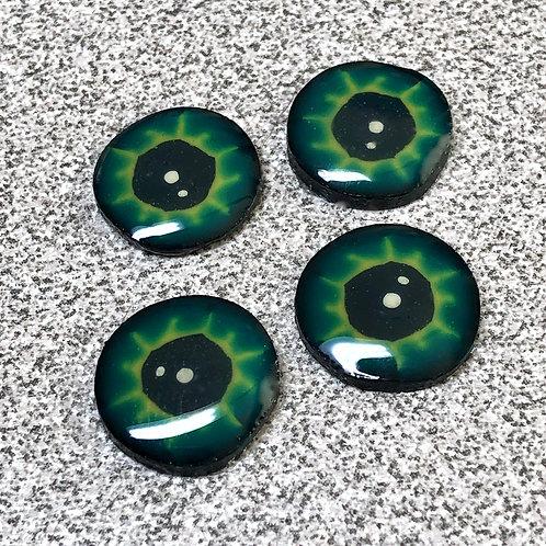 Glasslike Polymer Animal Eyes Tutorial