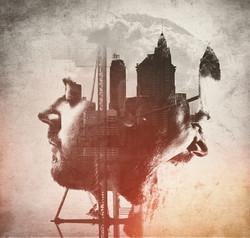 'Before The Dark' visuals
