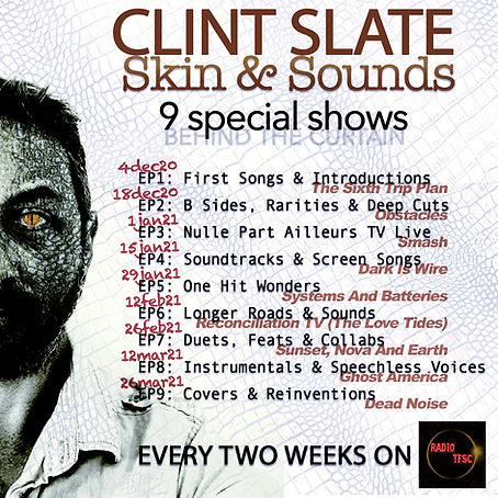 Clint Slate Skin & Sounds Radio TFSC