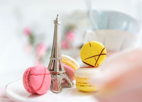 Our range of French Macarons has expande