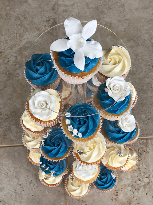 Adults Cupcake & Sugar Flower Workshop
