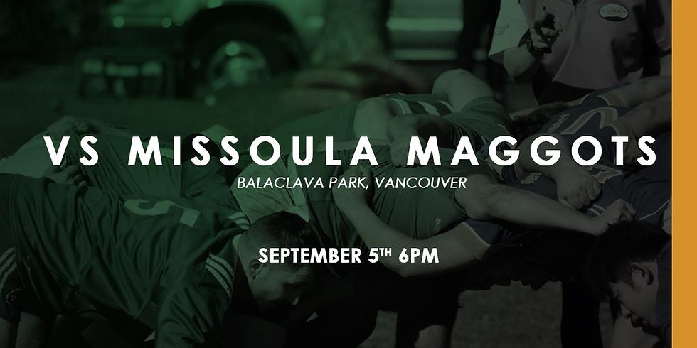 Kats vs Missoula Maggots